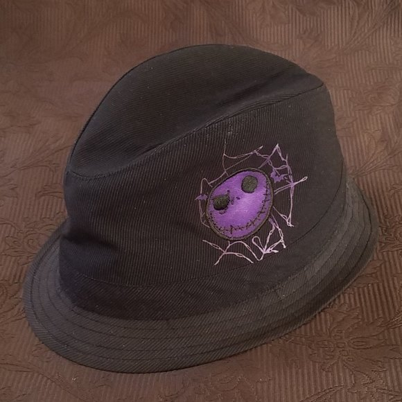 Disney Other - Disneyland Resort Jack Skellington Fedora Hat